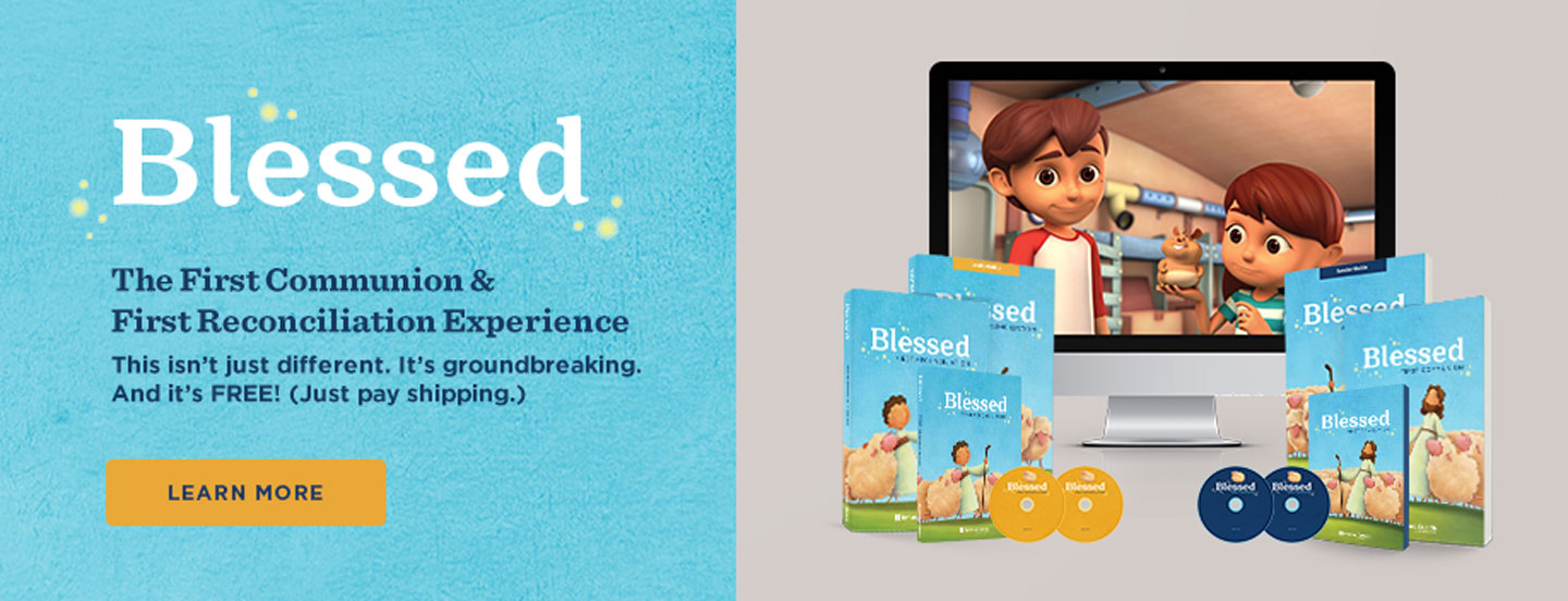 Blessed - Learn More