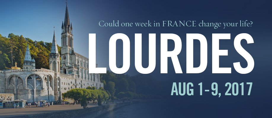 Paris Pilgrimage - Could one week in Paris change your life? August 1-9 2017. Paris France.