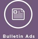 Bulletin Ads