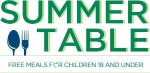Summer Table Program