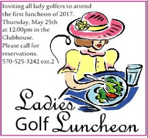 Ladies Golf Luncheon @  |  |