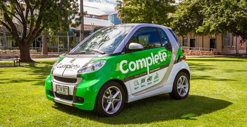 Complete Real Estate Car