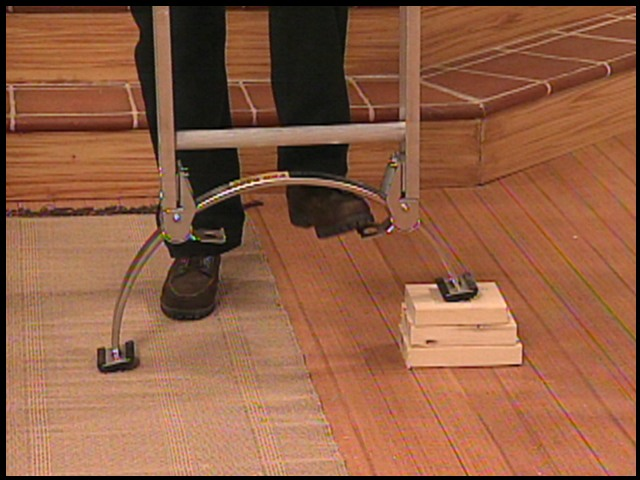 Self Leveling Stairs : The pro base ladder best self leveling feet