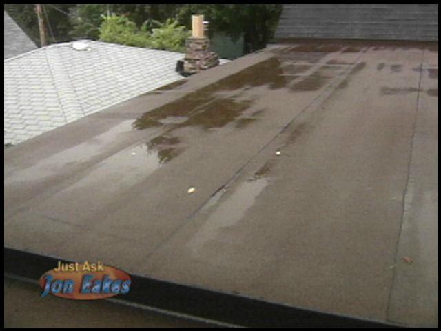 Elastomeric Membrane Parking : Elastomeric membrane quot flat roofs