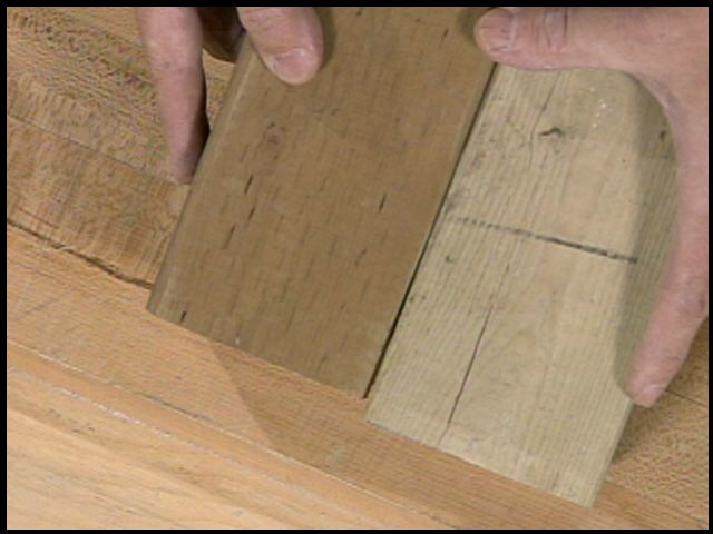 What is the difference between green brown pressure for Brown treated deck boards