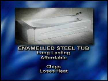 Compare metal to acrylic bathtubs for Acrylic bathtubs pros and cons