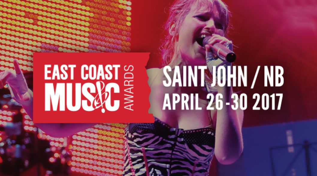 ECMA Announces the 2017 East Coast Music Awards Nominees and Showcasing Artists!