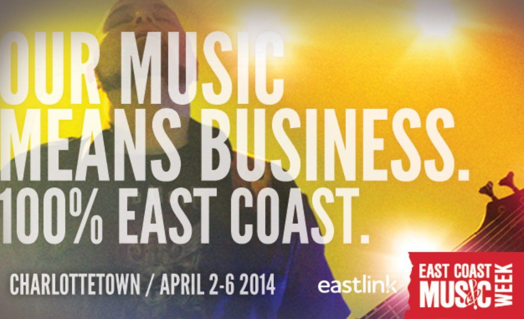 Showcasing Artists at Eastlink East Coast Music Week 2014