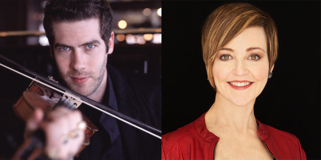 Ashley MacIsaac and Heather Rankin Announced as Hosts for 2016 East Coast Music Awards Gala