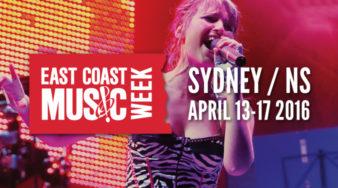 ECMW, Sydney/NS, April 13-17 2016