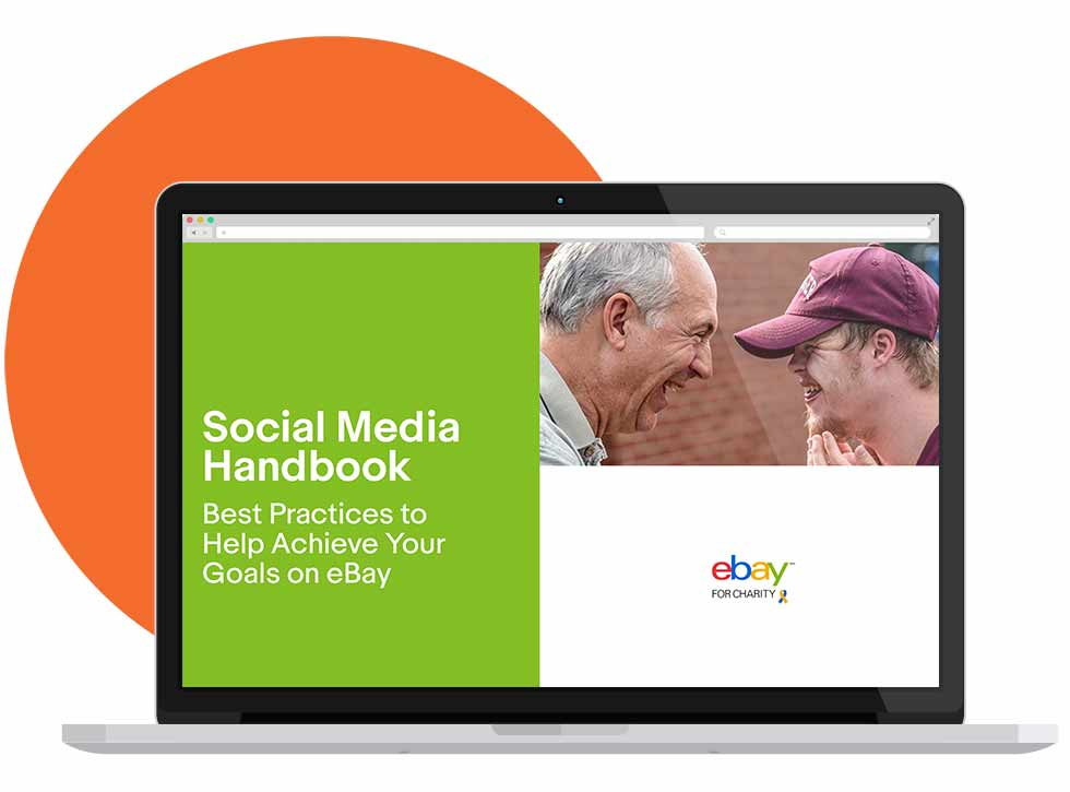 Grow your fundraising by leveraging eBay sellers and your supporters