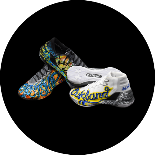 Stephen Curry Oakland Strong- charity auction