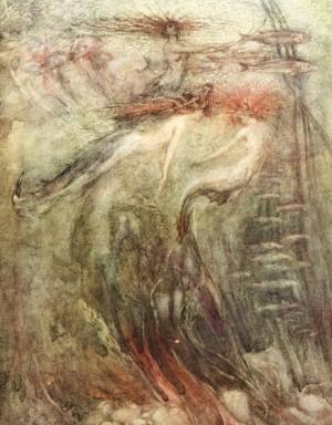 01 arthur.rackham.imagina.1914.mermaids. (1)