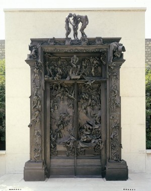 Rodin Gates of Hell