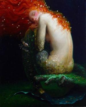 Victor Nizovtsev Mermaids