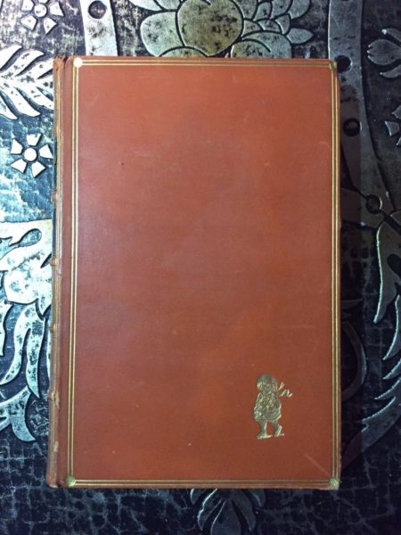 A-Childs-Garden-of-Verses-Robert-Louis-Stevenson-Leather-Bound-1928-301713707781