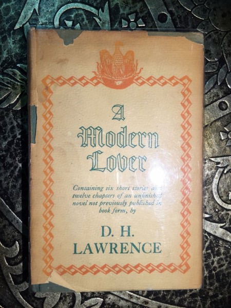 A-Modern-Lover-D-H-Lawrence-First-Edition-Frist-Printing-1934-Uncommon-291545427105