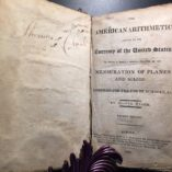 American-Arithmetic-by-Oliver-Welch-Rare-Math-Textbook-1821-Illustrated-292029680409-4