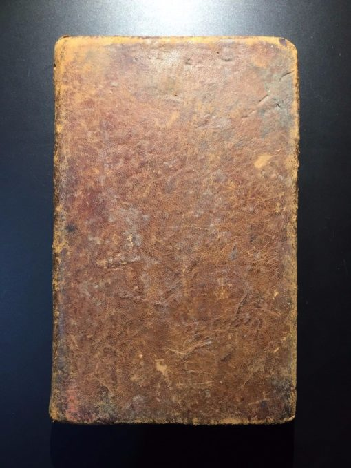 American-Arithmetic-by-Oliver-Welch-Rare-Math-Textbook-1821-Illustrated-292029680409