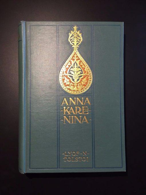 Anna-Karenina-by-Tolstoi-Tolstoy-1914-Illustrated-w-DJ-Haskel-Rare-292060777872