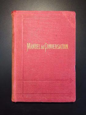 Baedeker-Manuel-de-Conversation-Pour-le-Voyageur-En-Quatre-Langues-c1880s-291948052685
