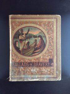 Ballads-of-Bravery-George-M-Baker-Illustrated-Vintage-Childrens-Book-1877-302017755352