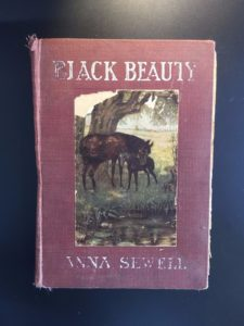 Black-Beauty-Anna-Sewell-Early-Edition-Uncommon-Illustrated-1907-291857109482
