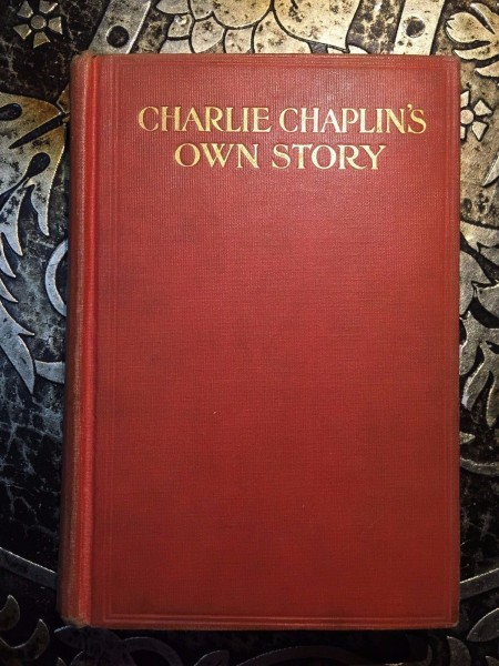 Charlie-Chaplins-Own-Story-Edited-by-Harry-Geduld-1916-1st-Edition-RARE-301800064799
