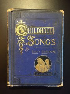 Childhood-Songs-Lucy-Larcom-Illustrated-1875-Vintage-Childrens-Book-302061564811