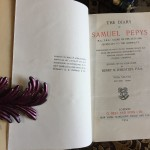 Diary-of-Samuel-Pepys-Complete-Vol-I-VIII-Edited-by-Wheatley-Leather-1924-301669320109-7