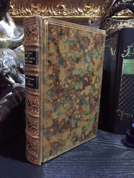 Everybodys-Pepys-The-Diary-of-Samuel-Pepys-1660-1669-Riviere-and-Son-1927-291497393384