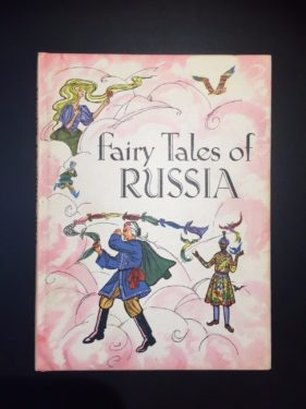 Fairy-Tales-of-Russia-Retold-by-Barbara-Ker-Wilson-Illustrated-1959-1st-Ed-291953743050