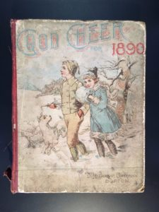 Good-Cheer-for-1890-Vintage-Victorian-Childrens-Magazine-Illustrated-1st-Ed-301952833579