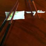 Japanese-Chopstick-RestsHolders-6pc-in-Original-Box-Flower-Design-301769258359-5