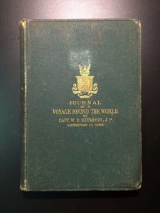 Journal-of-A-Voyage-Round-the-World-Capt-W-D-Seymour-1877-1st-Ed-Rare-291825211053