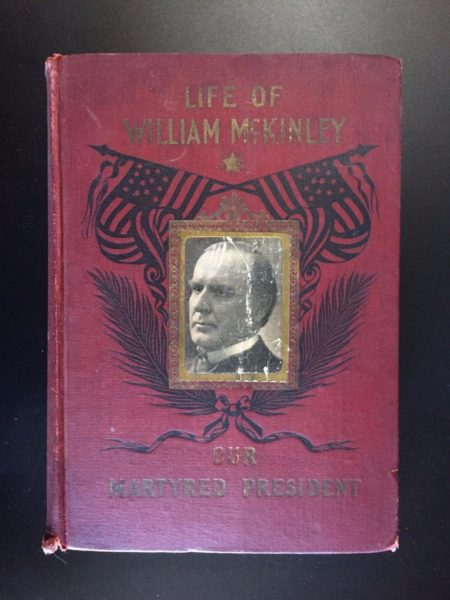 Life-of-William-McKinley-by-Samuel-Fallows-19011st-Ed-Signed-by-WM-E-Mason-291755093320