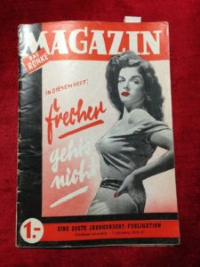 Lot-of-2-Das-Ronke-Magazin-Pulp-Vintage-German-Magazine-From-The-1950s-291227481030