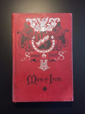 Men-of-Iron-Howard-Pyle-Illustrated-Harper-Brothers-1919-292065346413