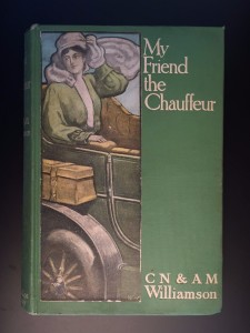 My-Friend-the-Chauffeur-by-CN-AM-Williamson-1905-1st-Ed-Illustrated-291721779724