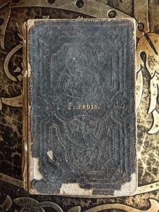 Neuestes-Gemeinschaftliches-Gesang-German-Language-Early-Lutheran-Book-1875-301716624720