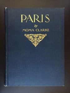Paris-Moma-Clarke-1st-Ed-Vintage-Paris-Guide-Illustrated-1929-Near-Fine-291755062492
