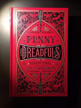 Penny-Dreadfuls-Sensational-Tales-Of-Terror-Leather-Bound-Collectible-Edition-302167588831