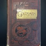 Poems-and-Plays-by-Oliver-Goldsmith-Victorian-Binding-1890-Illustrated-292075751839