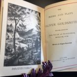 Poems-and-Plays-by-Oliver-Goldsmith-Victorian-Binding-1890-Illustrated-292075751839-6