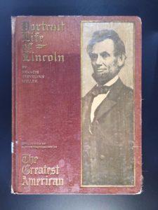 Portrait-Life-of-Lincoln-Francis-Trevelyan-Miller-1910-Illustrated-1st-Ed-301952783879