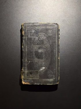Rare-Miniature-New-Testament-Translated-from-Greek-American-Bible-Society-1853-302194688927