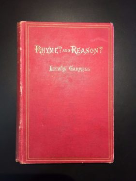 Rhyme-and-Reason-Lewis-Carroll-Illustrated-by-Arthur-Frost-1st-US-Ed-1884-292008509567