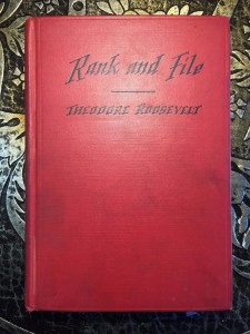 Signed-and-Inscribed-by-Theodore-Roosevelt-Rank-and-File-1928-1st-Edition-291621243545