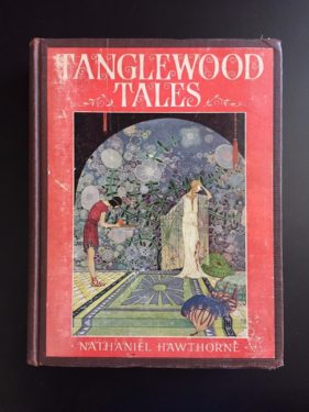 Tanglewood-Tales-by-Nathaniel-Hawthorne-Illustrated-in-Color-1st-Ed-1921-302257450456