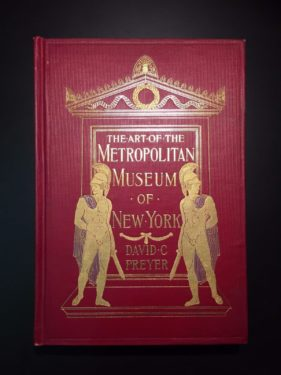 The-Art-of-the-Metropolitan-Museum-of-New-York-1909-First-Impression-1st-Ed-291963893993